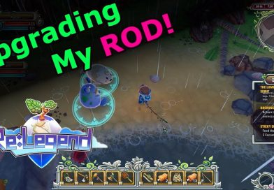 Re:Legend – Upgrading My Rod – E19