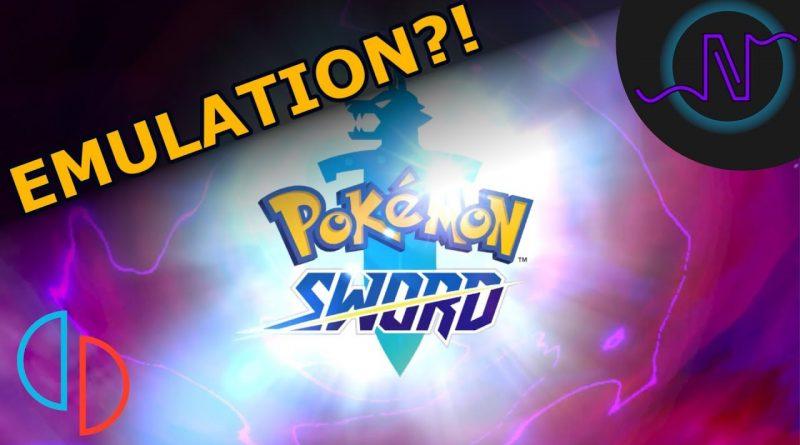Pokemon Sword and Shield Day 1 – Yuzu Nintendo Switch Emulation