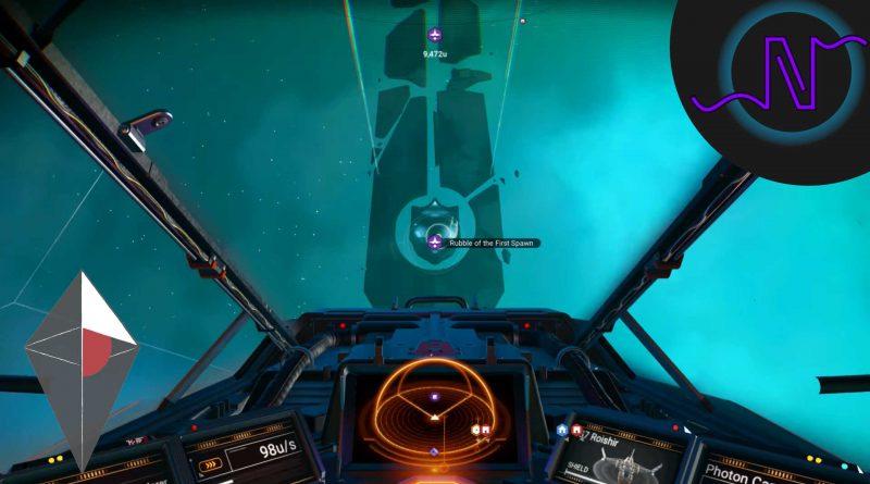 Encountering My First SPACE ENCOUNTER – No Man's Sky Living Ship – E52