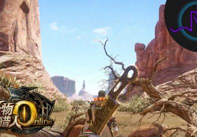 Thunderous Sands – Area Showcase – Monster Hunter Online