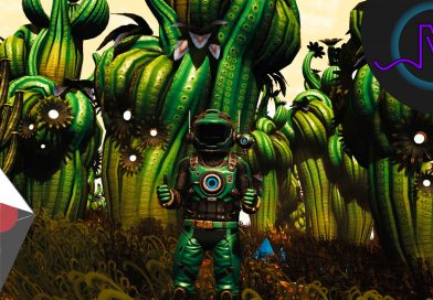 The Hunt For CACTUS FLESH – No Man's Sky Living Ship – E58