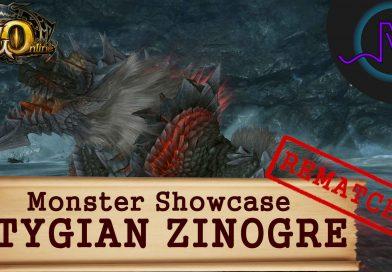 Stygian Zinogre Rematch – Monster Showcase – Monster Hunter Online