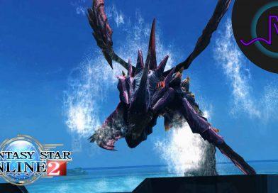 ENCOUNTERING A WATER DRAGON! Bar Lodos Defeated! – Phantasy Star Online 2 – E06