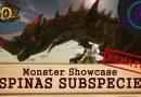 Espinas Subspecies Rematch – Monster Showcase – Monster Hunter Online
