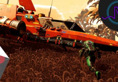 AUTOMATIC REFUELING! Installing A Launch System Recharger! – No Man's Sky Desolation – E76