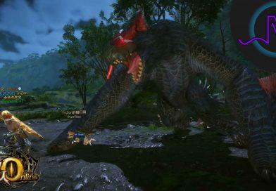 Nargacuga – The Archives – Monster Hunter Online
