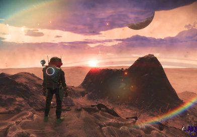 No Man's Sky Wallpaper – Start Of A New Journey