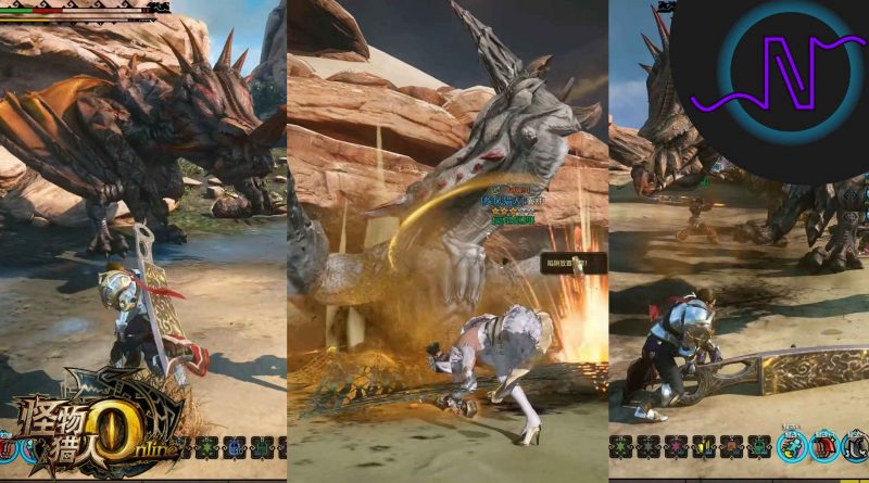 The 3 Monoblos – The Archives – Monster Hunter Online