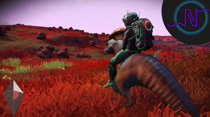 TAMING SOME PETS WITH THE NEW COMPANIONS UPDATE! – No Man's Sky Companions – E98