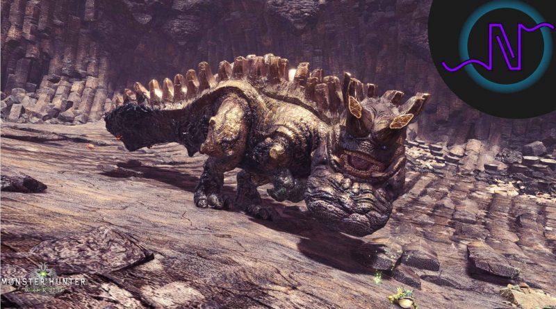 Uragaan – High Rank Monster Showcase – Monster Hunter World
